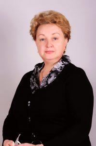 Чачина Ирина Владимировна заведующая